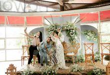 Wedding ala Cafe by Deroyalparty