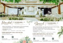 WEDDING PACKAGE 2021 - 2022 by Millennium Hotel Sirih Jakarta
