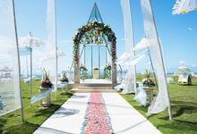 Chapel Wedding by Grand Mirage Resort & Thalasso Bali
