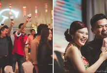 Vincent & Claire by Vincent Cheng Photography