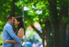 Aaron & Gemma Love Story by Twentyone Photos