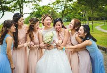 Wedding Photography Singapore - Actual Day Wedding - S & D by Rave Memoirs