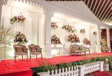 Vidia & Bimo Wedding - 25th September 2017 by Grand Sahid Jaya Hotel