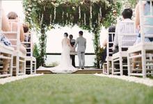 Wedding Venue by The Longhouse Jimbaran