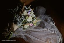 Sanctus Bali Wedding by Maxtu Photography