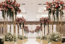 Engagement Party of Sylvia and Peter by Swissôtel Jakarta PIK Avenue