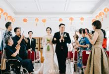 Wedding - Wangsa & Evelyn Part 02 by State Photography