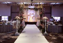 Wedding Workshop @ Marriott Tang Plaza Hotel by WeddingFlor