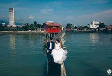 Si & Hui Li Prewedding in Penang by Heartpatrick