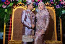 Wedding of Gentur & Diana by Tugu Kunstkring Paleis