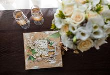 Greenery tale for Kate and Dime by Eli's brides agency