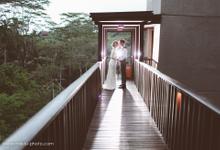 Narpia & John, September 18 2013 by Bali Wedding Solutions