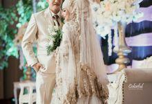 Wedding Dewi Lukman by colorful jogja