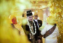 Wedding Icha Wierdhan by colorful jogja