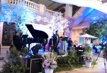 At Empire Palace Surabaya by Moonlight Band