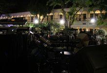 at Majapahit Hotel by Moonlight Band