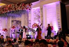 at JW Marriott Ballroom by Moonlight Band
