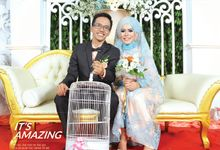 Fathoriq & Azizah Wedding by Lova Fotografia