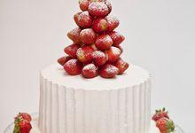 Wedding cake by AYANA Resort and Spa, BALI