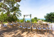 Caz & Rob Wedding by Samui Weddings and Events