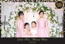 Chieu & Phuong Wedding by Printaphy Photobooth Vietnam by Printaphy Photobooth Vietnam