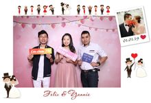 Felix & Yannie Wedding by Printaphy Photobooth Ho Chi Minh Sai Gon Vietnam by Printaphy Photobooth Vietnam