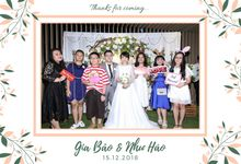 Bao & Hao Wedding by Printaphy Photobooth Ho Chi Minh Sai Gon Vietnam by Printaphy Photobooth Vietnam