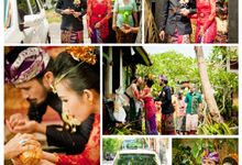 wedding balinese ceremony by mahatmaphotography
