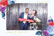 Kushan & Ha Wedding by Printaphy Photobooth Vietnam by Printaphy Photobooth Vietnam