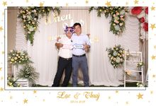 Lac & Thuy Wedding by Printaphy Photobooth Vietnam by Printaphy Photobooth Vietnam