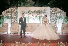 Wedding Decoration Michael & Cindy by Thebridewears