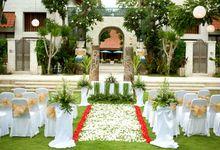 WEDDING SUDAMALA SUITES & VILLAS BALI by Sudamala Resorts