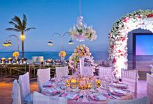 Wedding of Amanda & Albert by The St Regis Bali Resort