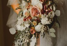 Simon & Emily by Sweetbella Florist & Decoration