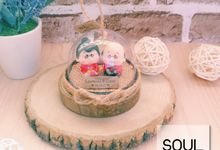 Couple Souvenir Series by Soulmade Design