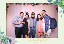 Thanh & Stephen Wedding by Printaphy Photobooth Ho Chi Minh Sai Gon Vietnam by Printaphy Photobooth Vietnam