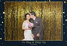 Thuy & My Wedding by Printaphy Photobooth Vietnam by Printaphy Photobooth Vietnam