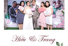 Hieu & Trang Wedding by Printaphy Photobooth Ho Chi Minh Sai Gon Vietnam by Printaphy Photobooth Vietnam