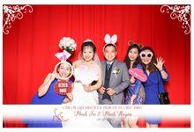 Tri & Huyen Wedding by Printaphy Photobooth Vietnam by Printaphy Photobooth Vietnam