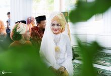Wedding Wikan & Nikmah by AL_myname Photography
