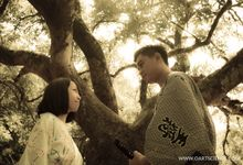 Prewedding Japan Yume & Rendy by O'Art Cinema