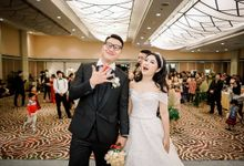 Wedding Of Julius & Novike by Financial Club Jakarta