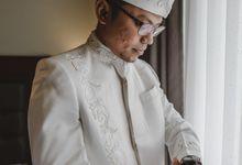 IMMA & SAHAL WEDDING DAY by Alegre Photography
