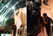 Wedding Day Willy & Fransisca by diktatphotography