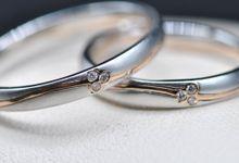 Wedding Ring Ckb13097 & Ckbp12939 by mady jewellery
