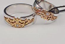 Batik Wedding Collection by mady jewellery