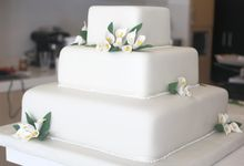 Classic Weddings by Cakeshop by Sonja