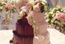 a glimpse of  my  works by In the Clouds Cakes & Events