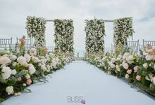Wedding at ritz carlton koh samui by BLISS Events & Weddings Thailand