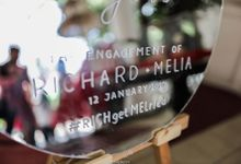Sangjit of Richard & Melia by Sparkling Organizer